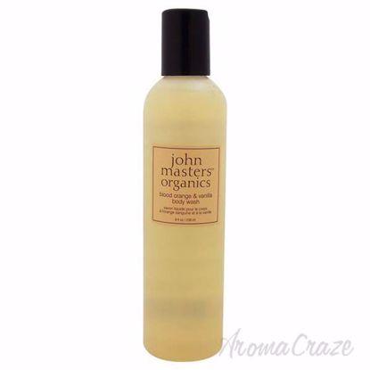 Blood Orange and Vanilla Body Wash by John Masters Organics