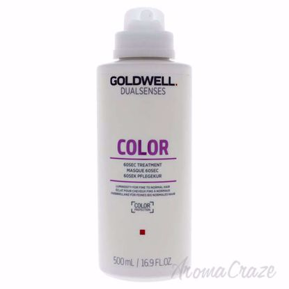 Dualsenses Color 60Sec Treatment by Goldwell for Unisex - 16