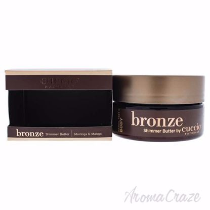 Bronze Shimmer Butter by Cuccio for Women - 8 oz Bronzer