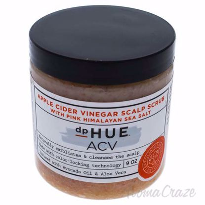 Apple Cider Vinegar Scalp Scrub by Dphue for Unisex - 9 oz T