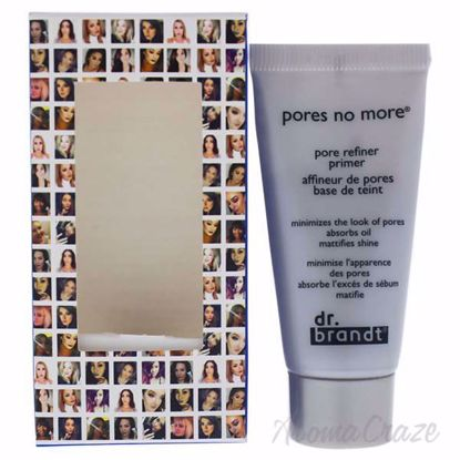 Pores No More Pore Refiner Primer by Dr. Brandt for Unisex -