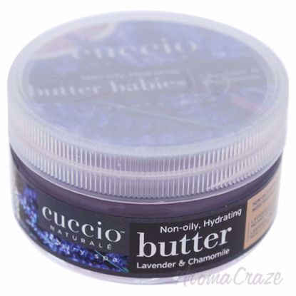 Butter Babies - Lavender and Chamomile by Cuccio for Unisex