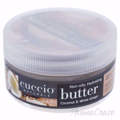 Butter Babies - Coconut and White Ginger by Cuccio for Unise