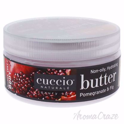 Butter Blend - Pomegranate and Fig by Cuccio for Unisex - 8