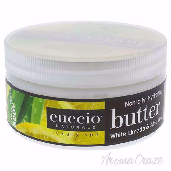 Butter Blend - White Limetta and Aloe Vera by Cuccio for Uni