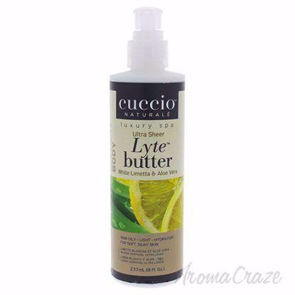 Lyte Ultra-Sheer Body Butter - White Limetta and Aloe Vera b