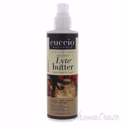 Lyte Ultra-Sheer Body Butter - Vanilla Bean and Sugar by Cuc