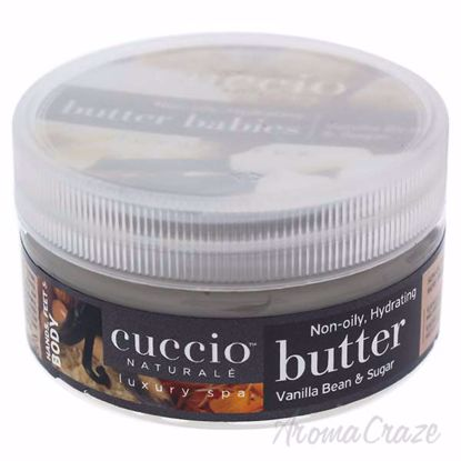 Butter Babies - Vanilla Beans and Sugar by Cuccio for Unisex