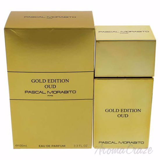 Gold Edition Oud By Pascal Morabito For Women 33 Oz Edp Spray