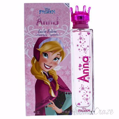 Picture of Anna by Disney for Kids - 3.4 oz EDT Spray