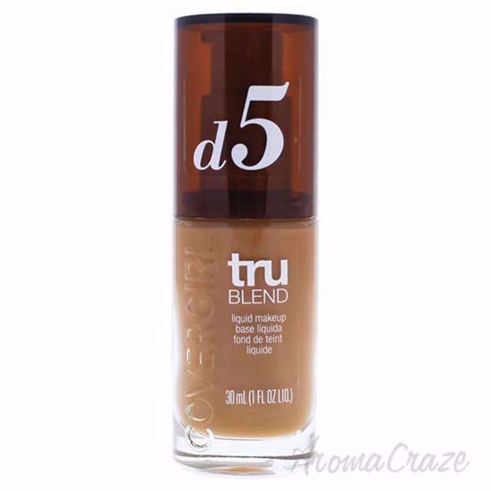 Picture of CoverGirl TruBlend Liquid Makeup # D5 Tawny Foundation for Women 1 oz