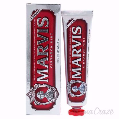 Picture of Cinnamon Mint by Marvis for Unisex - 4.5 oz Toothpaste