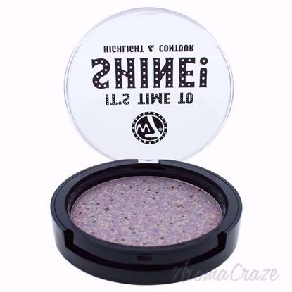 Its Time To Shine Highlight Contour Powder by W7 for Women -