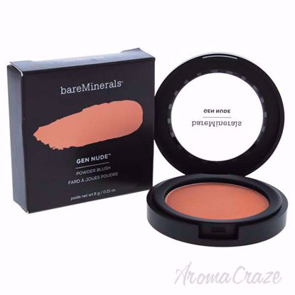 Gen Nude Powder Blush - That Peach Tho by bareMinerals for W