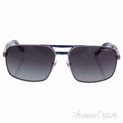 Picture of Arnette AN 3068 502/T3 Smokey - Gunmetal/Grey Gradient Polarized by Arnette for Men - 60-15-140 mm Sunglasses