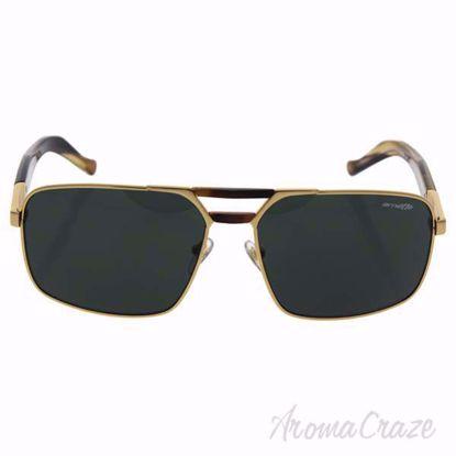 Picture of Arnette AN 3068 503/71 Smokey - Gold Havana/Green by Arnette for Men - 60-15-140 mm Sunglasses