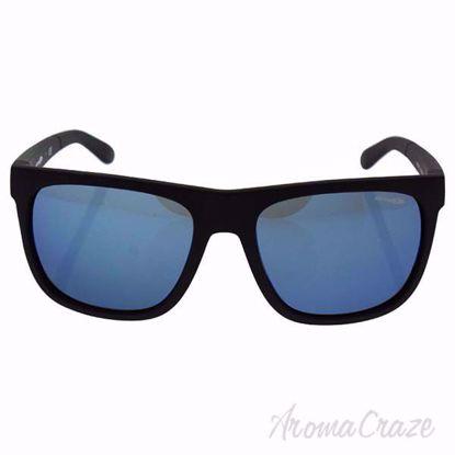 Picture of Arnette AN 4143 01/55 Fire Drill - Matte Black/Blue by Arnette for Men - 58-18-135 mm Sunglasses