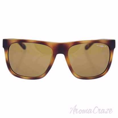 Picture of Arnette AN 4143 2152/83 Fire Drill - Fuzzy Havana/Brown Polarized by Arnette for Unisex - 59-18-135 mm Sunglasses