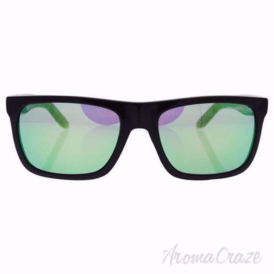 Picture of Arnette AN 4176 2229/3R Dropout - Black/Green by Arnette for Men - 58-18-135 mm Sunglasses