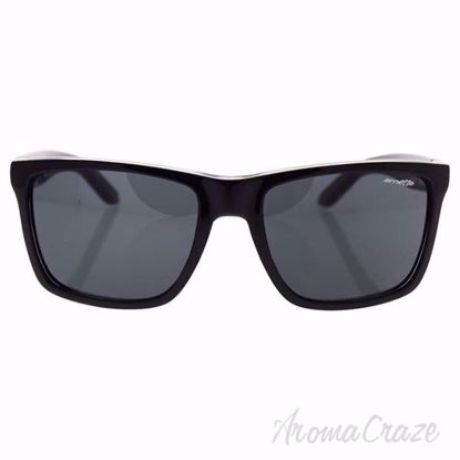 Picture of Arnette AN 4177 2159/87 Witch Doctor - Black/Grey by Arnette for Unisex - 59-19-135 mm Sunglasses