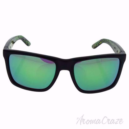 Picture of Arnette AN 4177 2204/3R Witch Doctor - Gloss Black/Grey Green by Arnette for Men - 59-19-135 mm Sunglasses