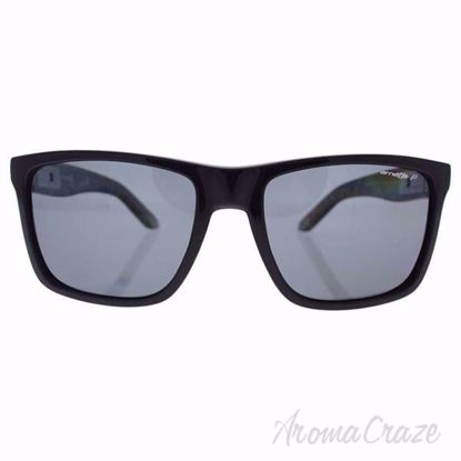 Picture of Arnette AN 4177 2288/81 Witch Doctor - Black/Gray Polarized by Arnette for Men - 59-19-135 mm Sunglasses