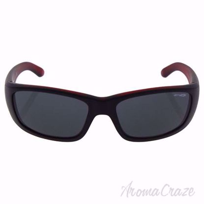 Picture of Arnette AN 4178 2118/87 Quick Draw - Matte Black/Red Gray by Arnette for Men - 59-16-130 mm Sunglasses