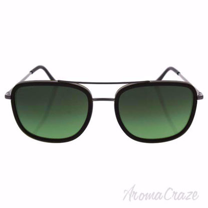 Picture of Burberry BE 3085 1008/8Y - Brushed Gunmetal-Grey/Green Gradient by Burberry for Men - 54-18-145 mm Sunglasses