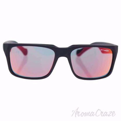 Arnette AN 4211 447/6Q D Street - Fuzzy Black/Red by Arnette