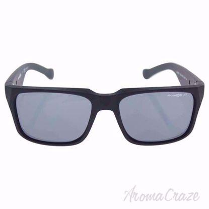 Arnette AN 4211 447/81 D Street - Fuzzy Black/Gray Polarized