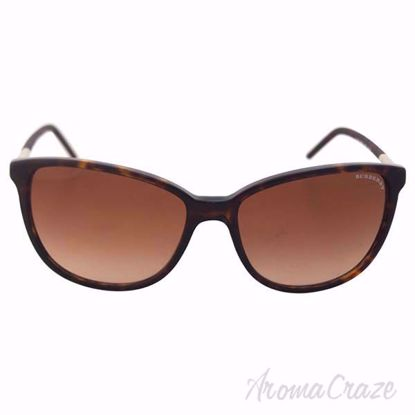 Picture of Burberry BE 4180 3002/13 - Dark Havana by Burberry for Women - 57-16-140 mm Sunglasses