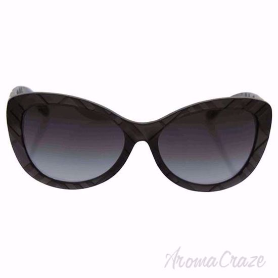 Picture of Burberry BE 4217 3581/8G - Matte Grey/Grey Gradient by Burberry for Women - 56-16-140 mm Sunglasses