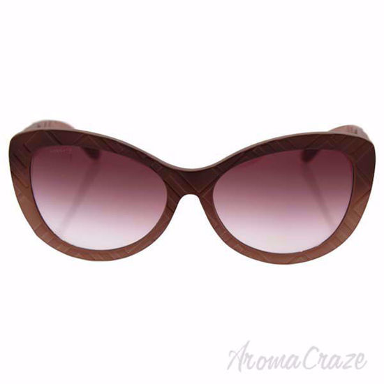 Picture of Burberry BE 4217 3582/8H - Matte Gradient Pink/Violet Gradient by Burberry for Women - 56-16-140 mm Sunglasses