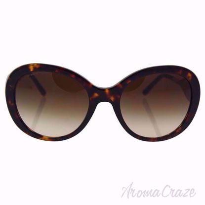 Burberry Sunglasses BE 4191 3002/13 Dark Havana/Brown Gradient for Women on SunglassCraze.com. 57-21-135 mm Sunglasses.