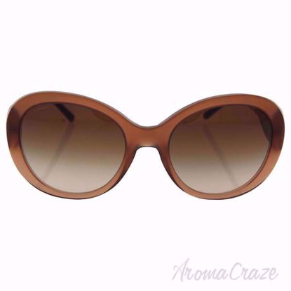 Burberry BE 4191 3173/13 Crystal Brown/Brown Gradient Sunglasses for Women on SunglassCraze.com. 57-21-135 mm Sunglasses