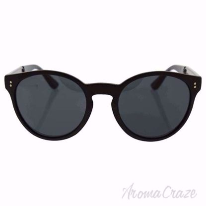 Burberry BE 4221 3594/5V - Matte Black/Grey by Burberry for