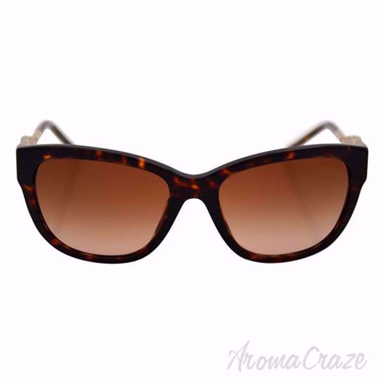 Picture of Burberry BE 4203 3002/13 - Dark Havana by Burberry for Women - 57-18-140 mm Sunglasses