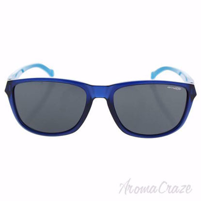 Arnette AN 4214 2313/87 Straight Cut - Dark Transparent Blue
