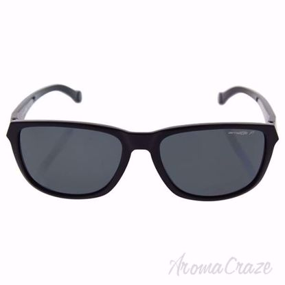 Picture of Arnette AN 4214 41/81 Straight Cut - Black/Grey Polarized by Arnette for Unisex - 58-17-145 mm Sunglasses
