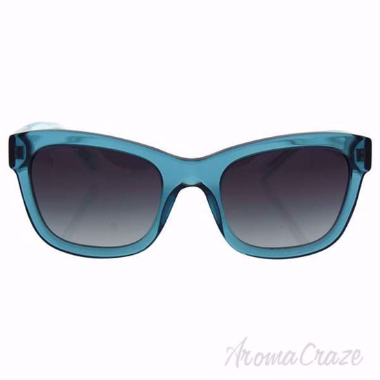 Picture of Burberry BE 4209 3542/8G - Turquoise/Grey Gradient by Burberry for Women - 52-21-140 mm Sunglasses