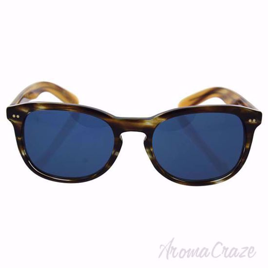 Picture of Burberry BE 4214 3551/80 - Brown Horn/Dark Blue by Burberry for Men - 55-20-140 mm Sunglasses