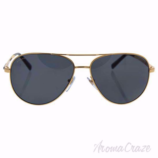 Picture of Bvlgari BV5029K 390/81 - Gold Plated/Grey Polarized by Bvlgari for Men - 61-15-140 mm Sunglasses