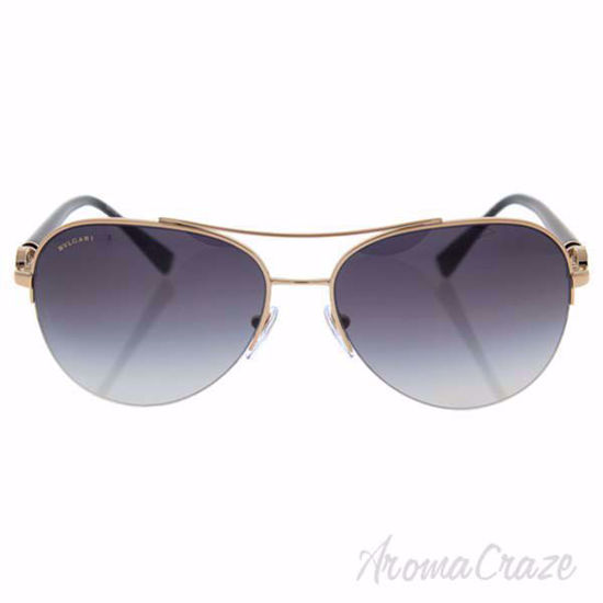 Picture of Bvlgari BV6068K 395/3C - Pink Gold Plated/Grey Gradient by Bvlgari for Women - 59-16-135 mm Sunglasses