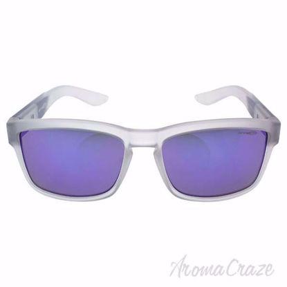 Arnette AN 4220 2348/4V Turf - Matte Translucent Clear/Viole