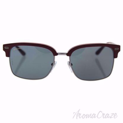 Bvlgari BV7026 5359/87 - Sand Red on Horn/Grey by Bvlgari fo