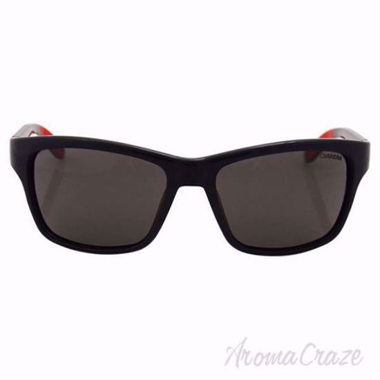 Picture of Carrera 8013/S D28M9 - Shiny Black by Carrera for Men - 58-17-125 mm Sunglasses