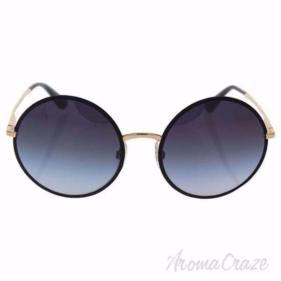 a19d8e7ada7d Dolce & Gabbana DG 2155 1296/8G - Matte Black/Grey Gradient by Dolce &  Gabbana for Women - 56-20-140 mm Sunglasses