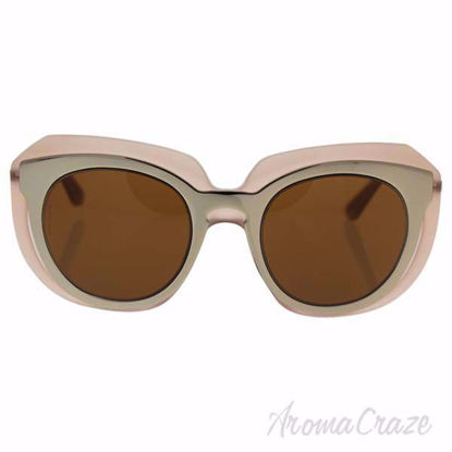 5b7060f75ef25 Dolce   Gabbana DG 6104 3041 73 - Pale Gold-Opal Powder Pink Brown by Dolce    Gabbana for Women - 51-22-140 mm Sunglasses