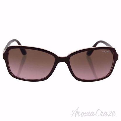 Vogue VO5031S 2387/14 - Top Dark Bordeaux-Pink Transparent/P