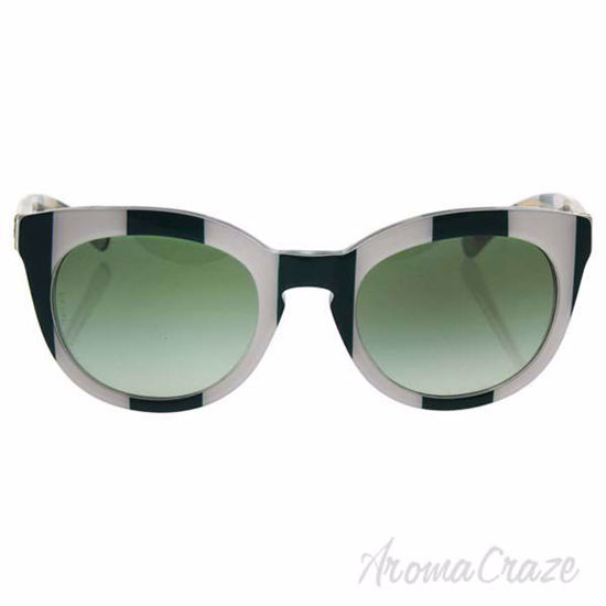 Picture of Dolce and Gabbana DG 4249 3026/8E - Green White/Green Gradient by Dolce and Gabbana for Women - 50-22-140 mm Sunglasses